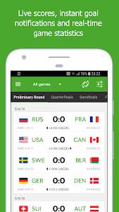 Download 2018 IIHF powered by ŠKODA 6.4.4 APK