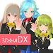 Download 3D소녀DX DreamPortrait CG애니메이션 미소녀 정장 육성 1.5c APK