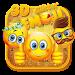 Download 3D Glitter Emojis 10001002 APK
