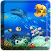 Download 3D Seabed World Live Wallpaper Transparent Screen 1.2 APK