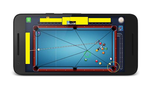 screenshot of 8 Ball Pool Tool version 1.4.3