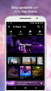 Download Free Music Player, Music Downloader, Offline MP3 1.281 APK