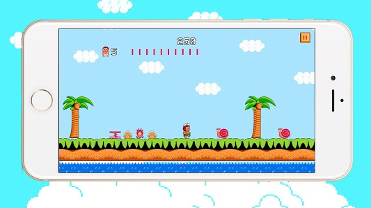 screenshot of Adventure in Island : The First Edition version 1.0