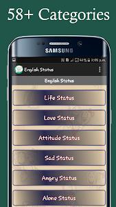 screenshot of Latest Whatsap Status 2017 version 1.0
