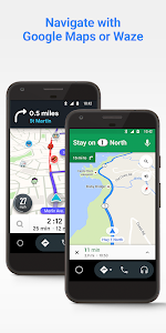 Download Android Auto - Google Maps, Media & Messaging  APK