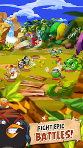 screenshot of Angry Birds Epic RPG version 2.1.26401.4324
