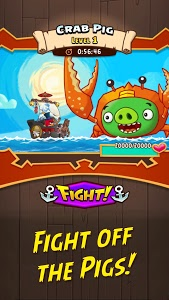 screenshot of Angry Birds Fight! version 0.4.4