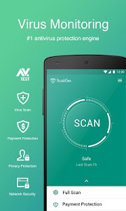 screenshot of Antivirus & Mobile Security version 3.1.0