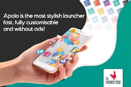 Download Apolo Launcher: Boost, theme, wallpaper, hide apps 1.0.133 APK