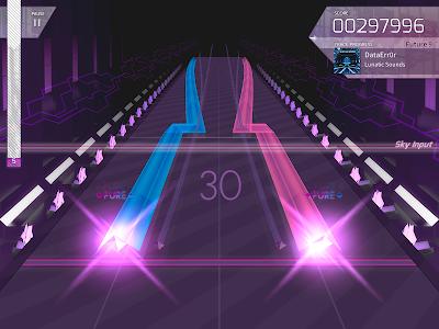 Download Arcaea - New Dimension Rhythm Game 1.8.0 APK