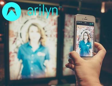 screenshot of Arilyn version 3.0.1