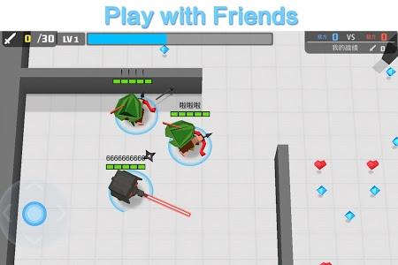 screenshot of Arrow.io version 1.0.44