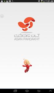 screenshot of Asan Pardakht version 2.7.9