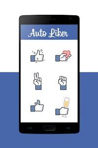 screenshot of Auto Fb Liker Prank version 1.3