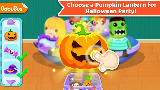 Download Baby Panda's Supermarket-Halloween Party Shopping 8.27.10.00 APK