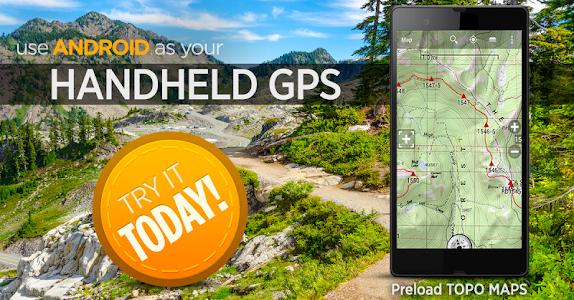 Download BackCountry Nav Topo Maps GPS - DEMO 6.8.4 APK