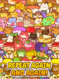 Download Baking of: Food Cats - Cute Kitty Collecting Game 1.0.1 APK