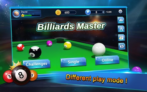 Download Ball Pool Billiards & Snooker, 8 Ball Pool 1.2.2 APK