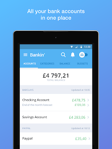 Download Bankin' 3.9.4 APK