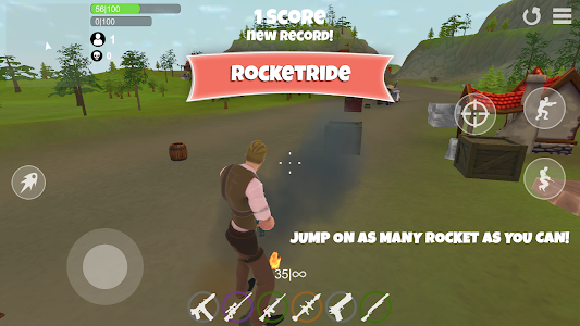 Download Battle Royale Fort Practice 1.1 APK