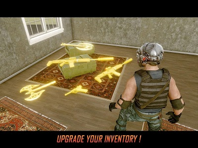 screenshot of Firing Squad Battleground version 2.3
