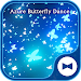 Download Beautiful Wallpaper Azure Butterfly Dance Theme 1.0.0 APK
