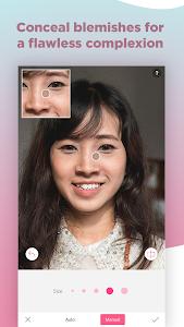 screenshot of BeautyPlus - Easy Photo Editor & Selfie Camera version 7.0.040