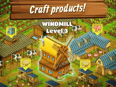 Download Big Farm: Mobile Harvest – Free Farming Game 2.17.3591 APK
