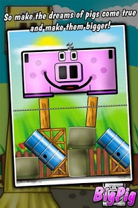 Download Big Pig - physics puzzle game 1.2 APK