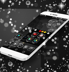 Download Black Theme Launcher 1.284.1.166 APK