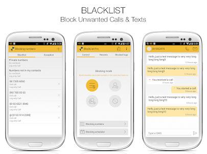 Download BlackList v4.91 APK