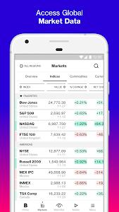 screenshot of Bloomberg: Market & Financial News version 5.12.0.1442791.5dbb0e8144