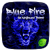 Download Blue Fire GO Keyboard Theme 4.2 APK