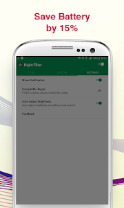Download Blue Light Blue Screen Filter 2.0.4.1 APK