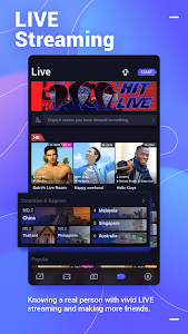 screenshot of Blued - Gay Video Chat & Live Stream version 2.8.6