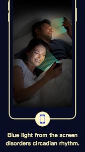 screenshot of Blue Light Filter – Screen Dimmer for Eye Care version 3.3.0.6