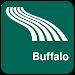 Download Buffalo Map offline 1.79 APK