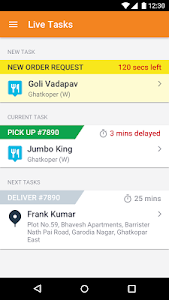 Download Swiggy Delivery App 1.8.7.2 APK