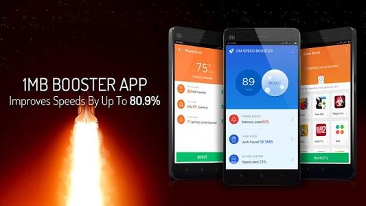 Download CM Speed Booster丨Cache Cleaner 1.5.9 APK