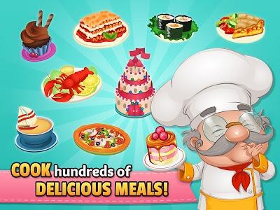 Download Cafeland - World Kitchen 1.9.9 APK
