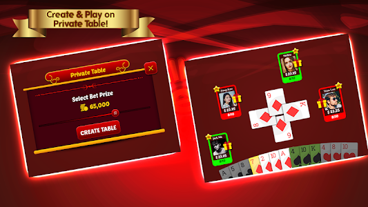 screenshot of Call Break Multiplayer version 4.1