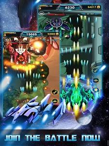 Download ✈ Captain Galaxy Sky Force War 2.4 APK