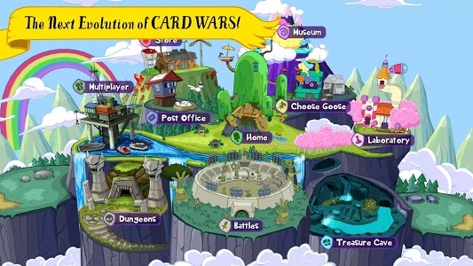 Download Card Wars Kingdom 1.0.10 APK