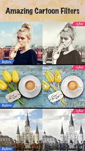 Download Cartoon Photo Filters-CoolArt 2.0.9 APK