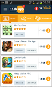 Download Cash App 1.2 APK