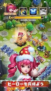 screenshot of Castle Clash:頂上決戦 version 1.4.5