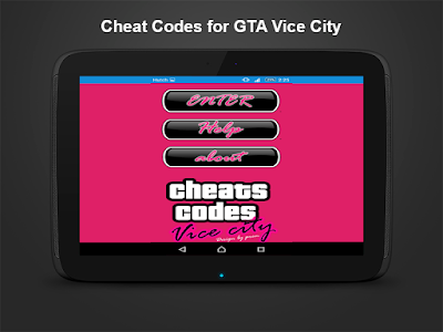 Download Cheat Codes for GTA Vice City 1.0.6 APK