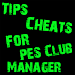 Download Cheats For PES Club Manager 1.0.0 APK