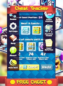 Download Chest Clash Royale Tracker 1.0 APK