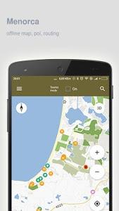 Download Menorca Map offline 1.76 APK